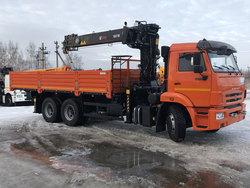 КМУ HIAB 160ТM-6