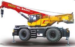 Короткобазный кран Palfinger Sany SRC600C