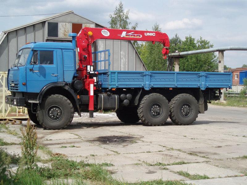 КМУ UNIC URV504